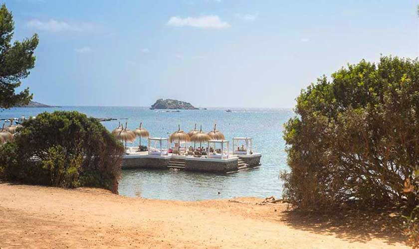 Meerblick Villa am Strand Ibiza IBZ 90