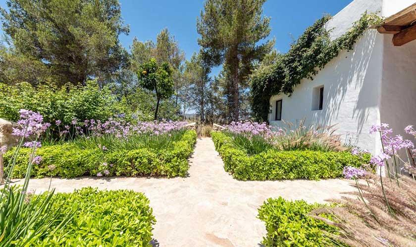 Garten Finca Ibiza IBZ 92