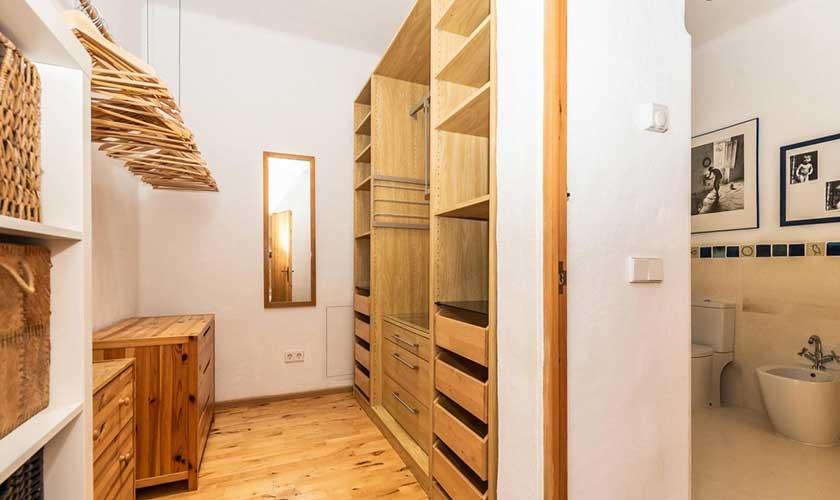 Schlafzimmer Finca Ibiza IBZ 92
