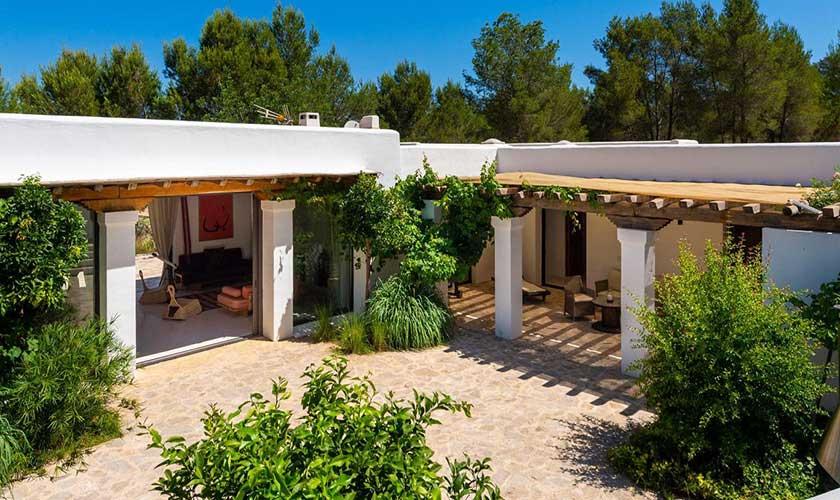 Terrassen Finca Ibiza IBZ 92