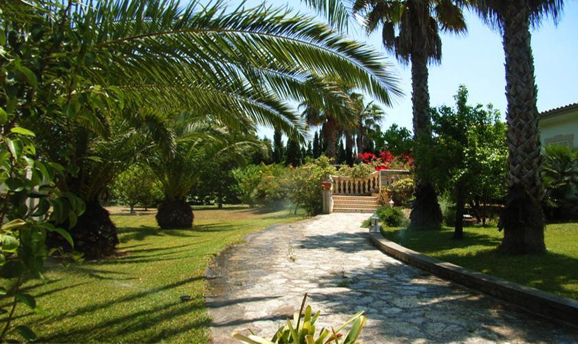 Garten Finca Mallorca 6 Personen PM 5424