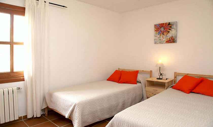Schlafzimmer Finca Mallorca 6 Personen PM 5424