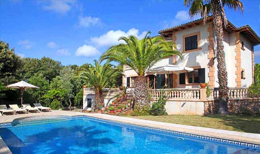 Pool und Finca Mallorca PM 542