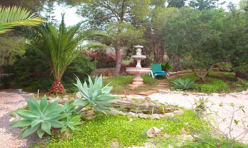 Garten Ferienhaus Mallorca PM 6585