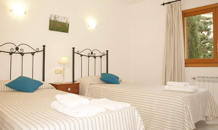 Schlafzimmer Finca Mallorca PM 6585