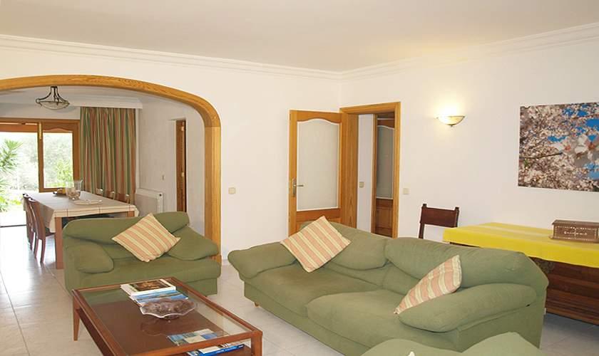 Wohnraum Ferienhaus Mallorca PM 6585