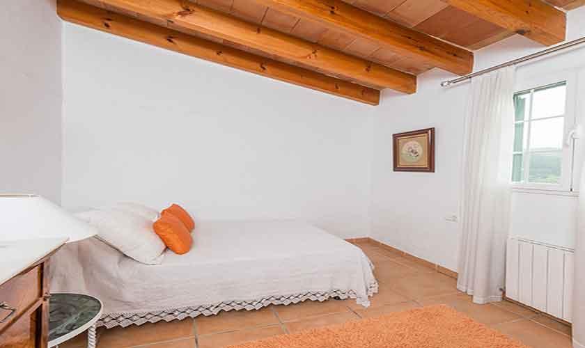 Schlafzimmer Finca Mallorca Südwesten PM 104