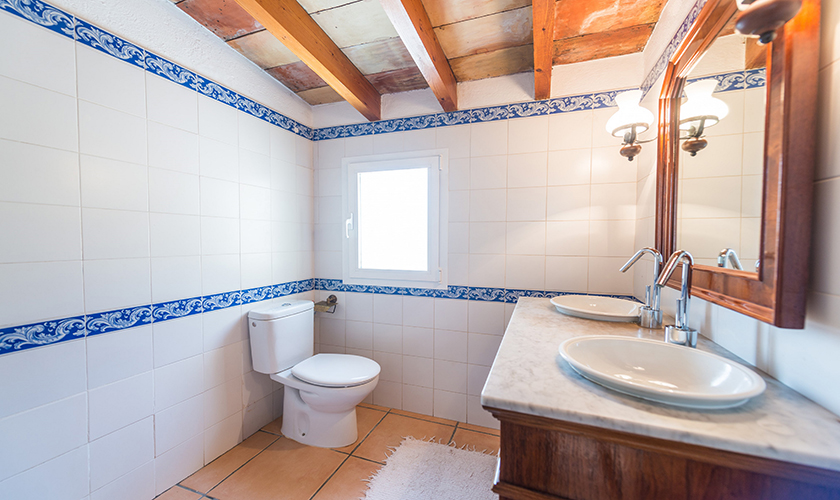 Badezimmer Finca Mallorca Südwesten PM 104
