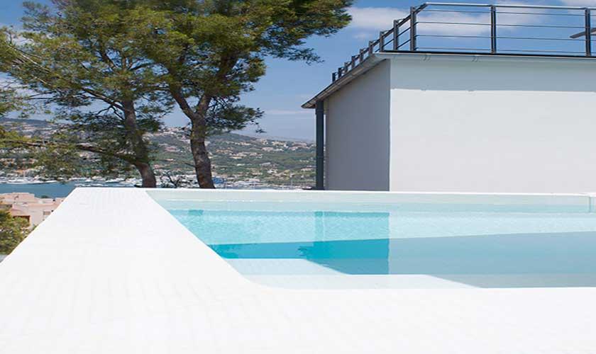 Poolblick Luxusvilla Mallorca Port Andratx PM 110