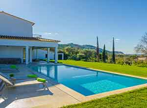 Pool und Luxus-Finca Mallorca PM 115