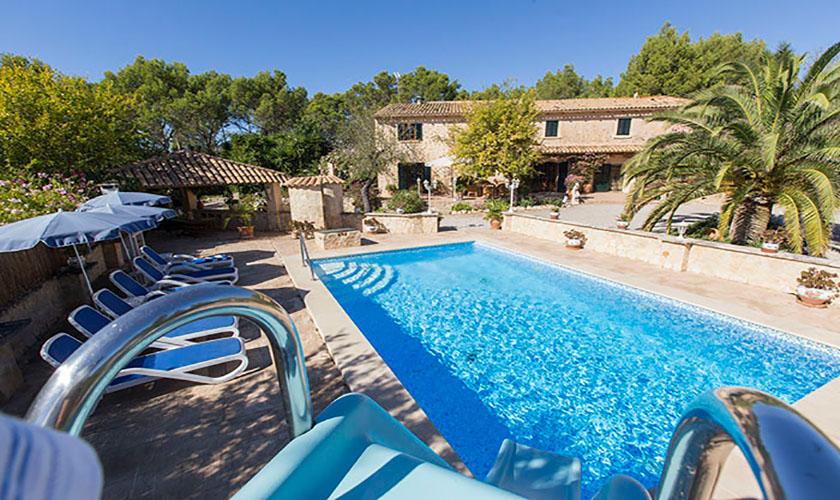 Pool und Finca Mallorca PM 120