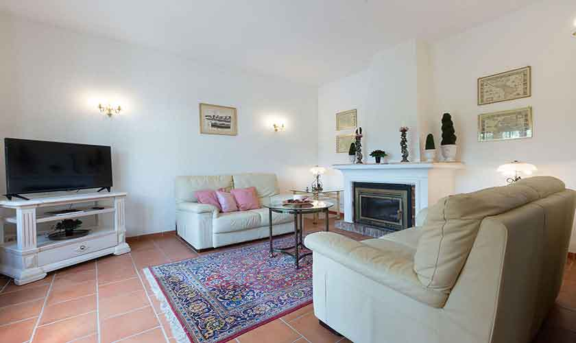 Wohnraum Finca Mallorca PM 120