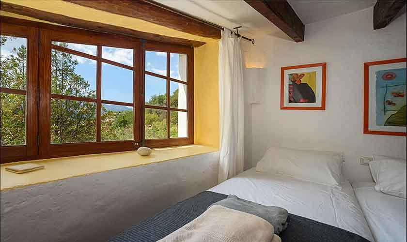 Schlafzimmer Finca Mallorca PM 210