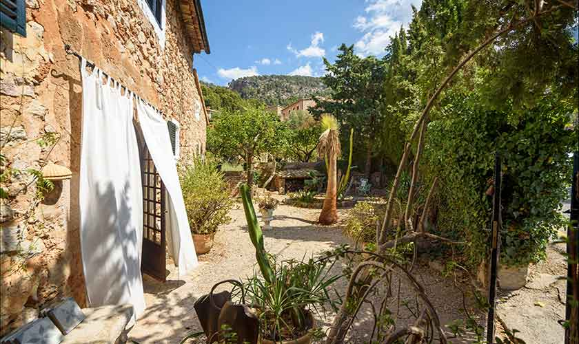 Garten Finca Mallorca PM 210