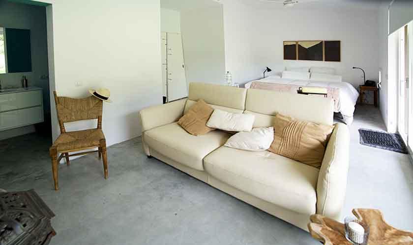 Schlafzimmer Gästehaus Finca Mallorca PM 225