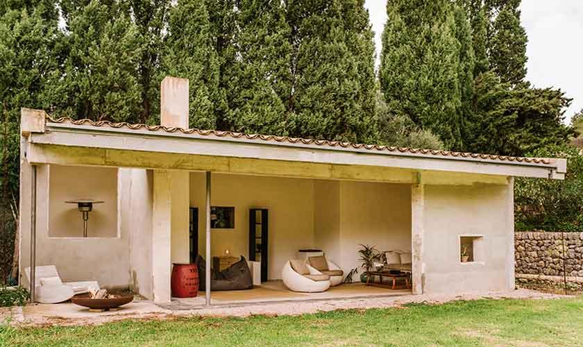 Gartenhaus Finca Mallorca Westküste PM 225