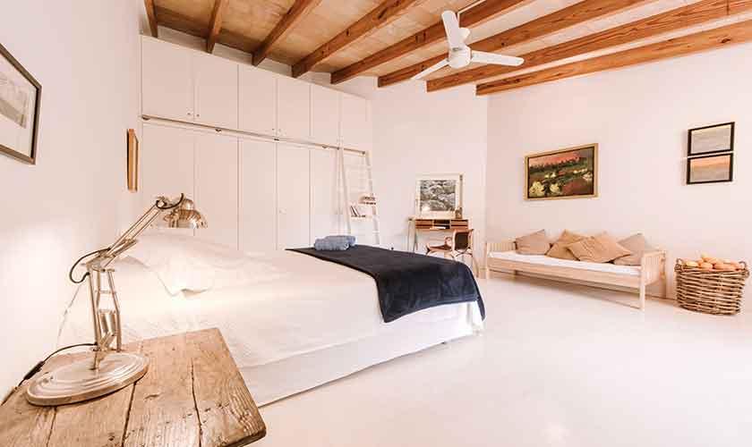 Schlafzimmer Finca Mallorca Westküste PM 225