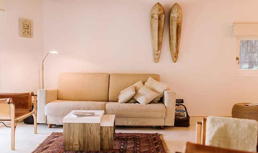 Sofa Wohnschlafraum Finca Mallorca Westküste PM 225