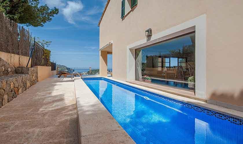 Pool und Ferienhaus Mallorca PM 230