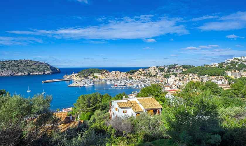 Meerblick Ferienvilla Mallorca PM 230