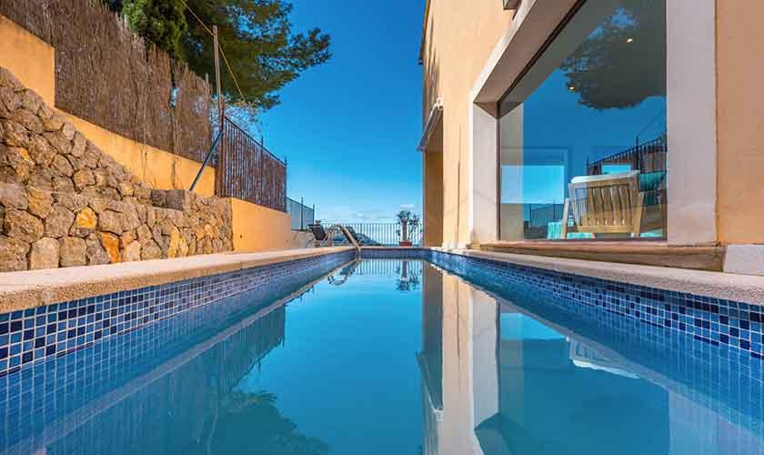 Pool und Ferienvilla Mallorca PM 230