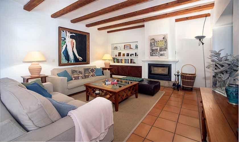 Wohnraum Finca Mallorca PM 235