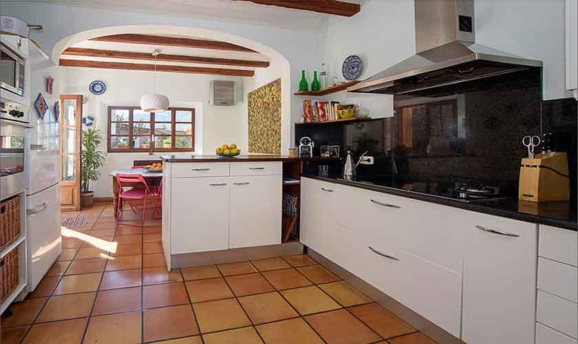 Küche Finca Mallorca PM 235