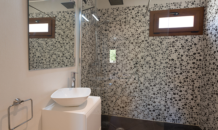 Badezimmer Finca Mallorca für 6 Personen PM 3015