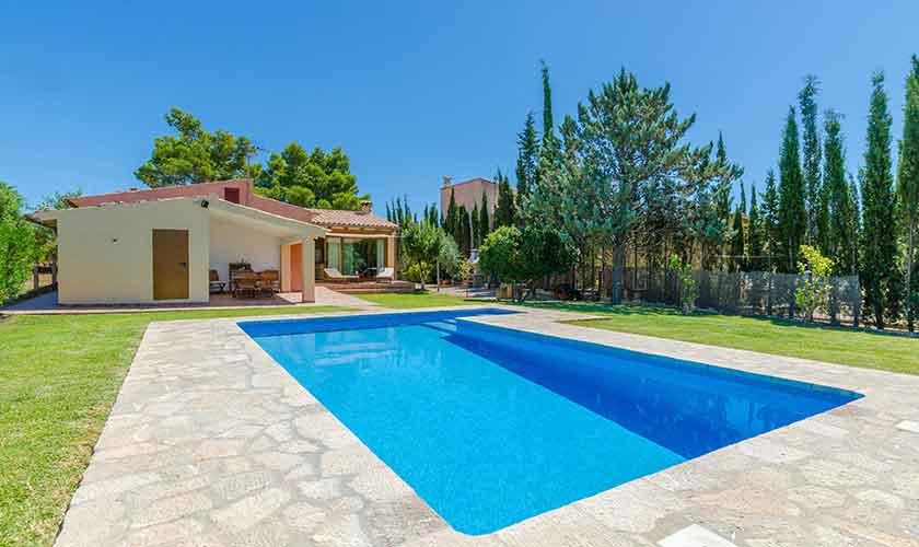 Pool und Finca Mallorca für 6 Personen PM 3015