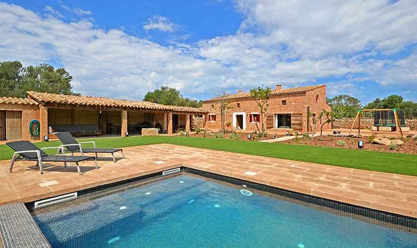 Pool und Finca Mallorca 6 Personen PM 3038