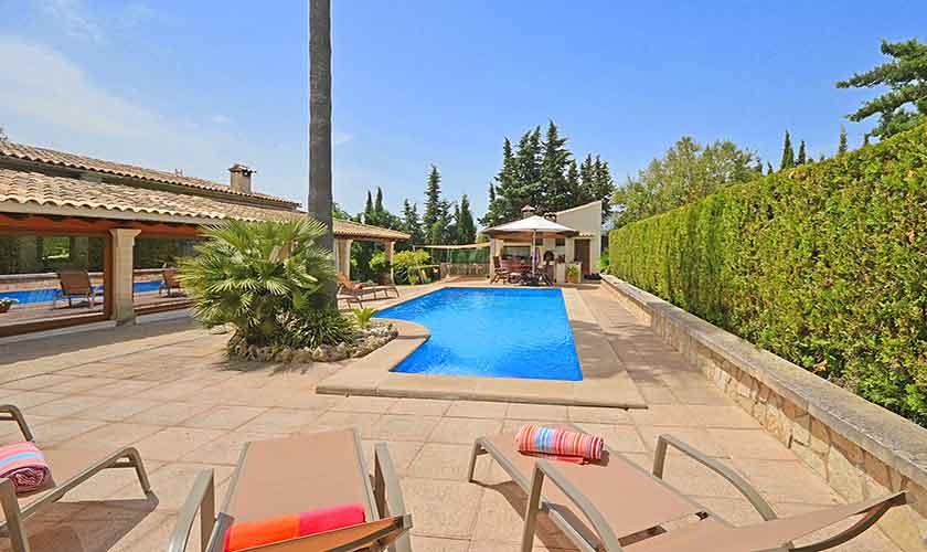 Pool und Finca Mallorca PM 3070