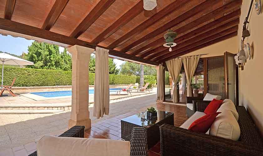Terrasse Finca Mallorca PM 3070