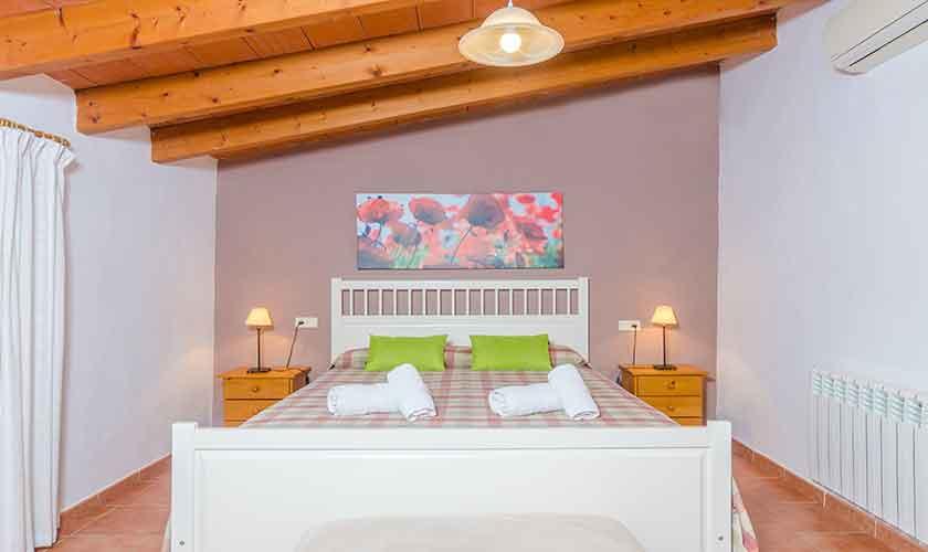 Schlafzimmer Finca Mallorca Norden PM 3150