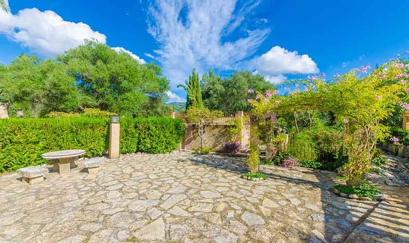 Garten Finca Mallorca Norden PM 3150