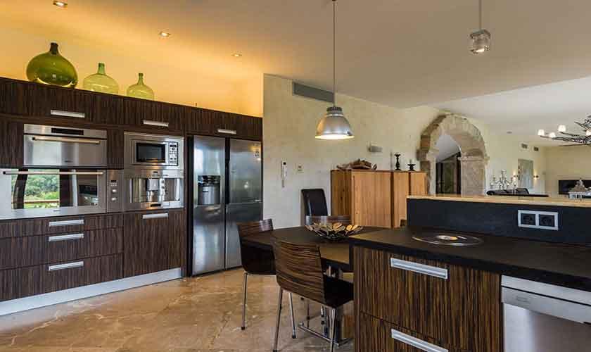Küche Finca Mallorca PM 320