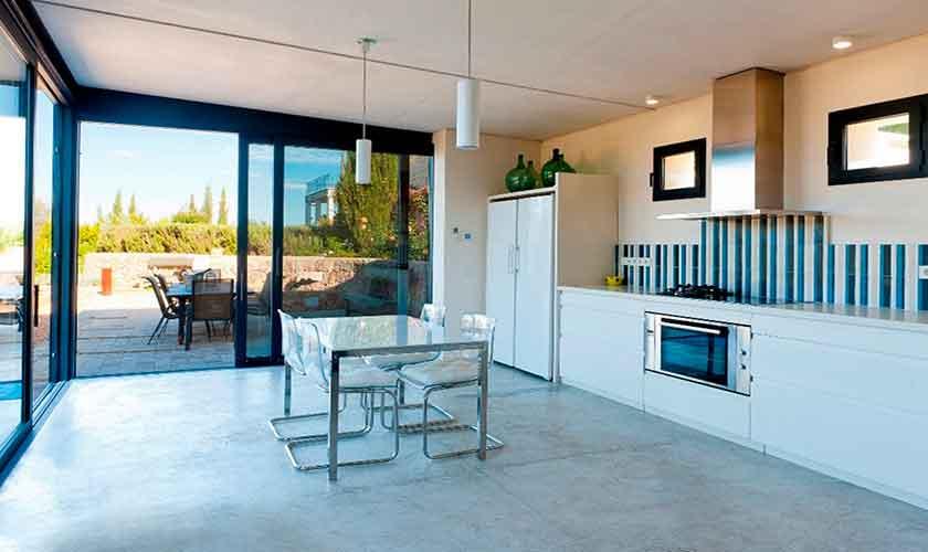 Küche Gästehaus Finca Mallorca PM 320