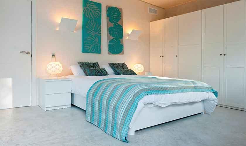 Schlafzimmer Gästehaus Finca Mallorca PM 320