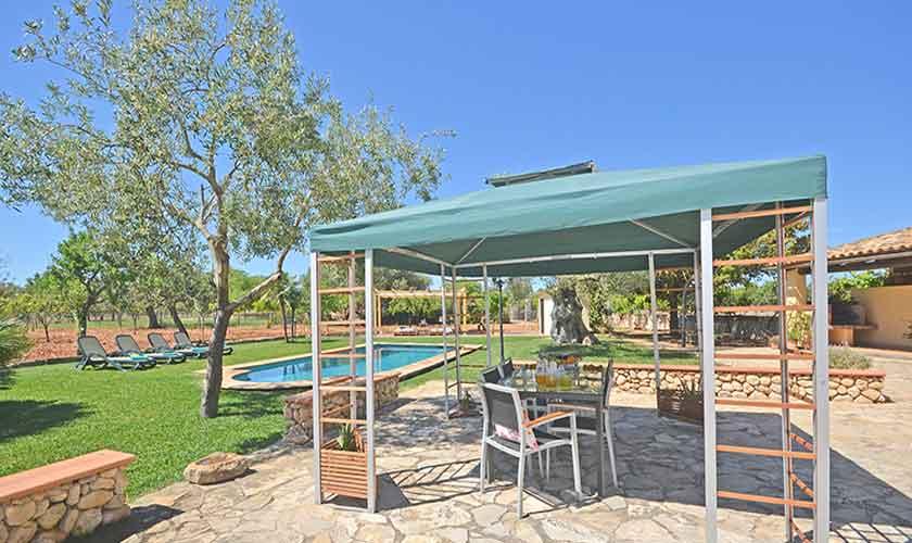 Terrassse Finca Mallorca PM 3224
