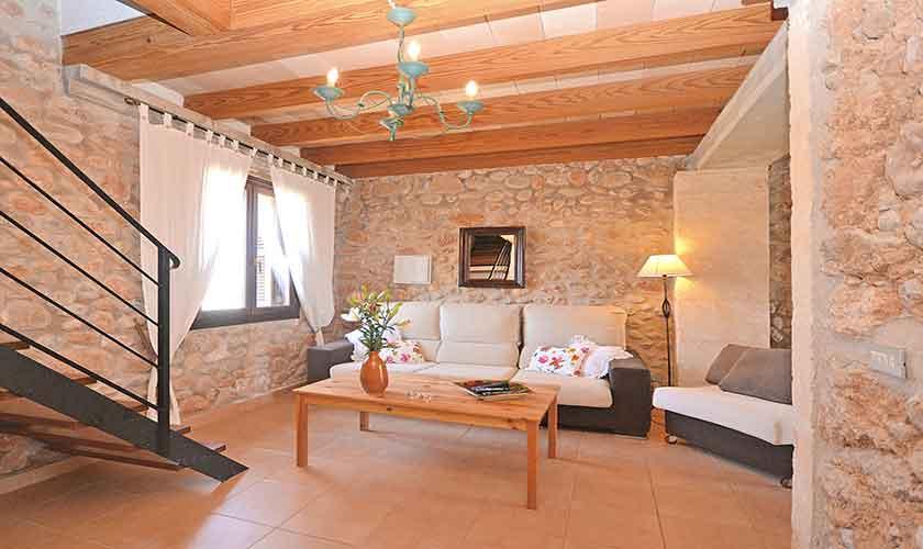 Wohnraum Finca Mallorca PM 3224