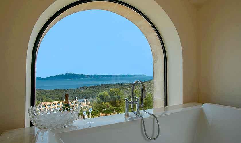 Meerblick Luxusvilla Mallorca Norden PM 3300