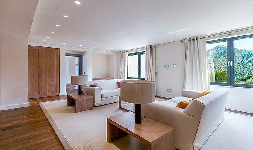 Wohnbereich Suite Luxusfinca Mallorca PM 3300
