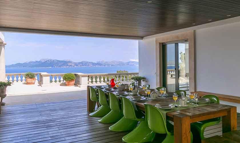 Esstisch Terrassse Luxusfinca Mallorca PM 3300