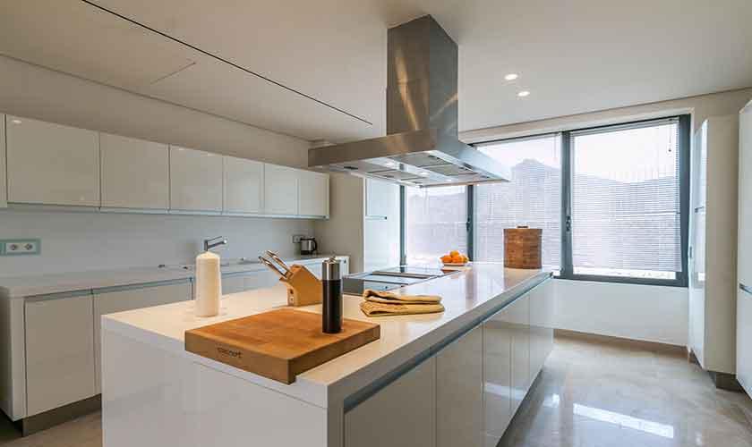 Küche Luxusfinca Mallorca PM 3300