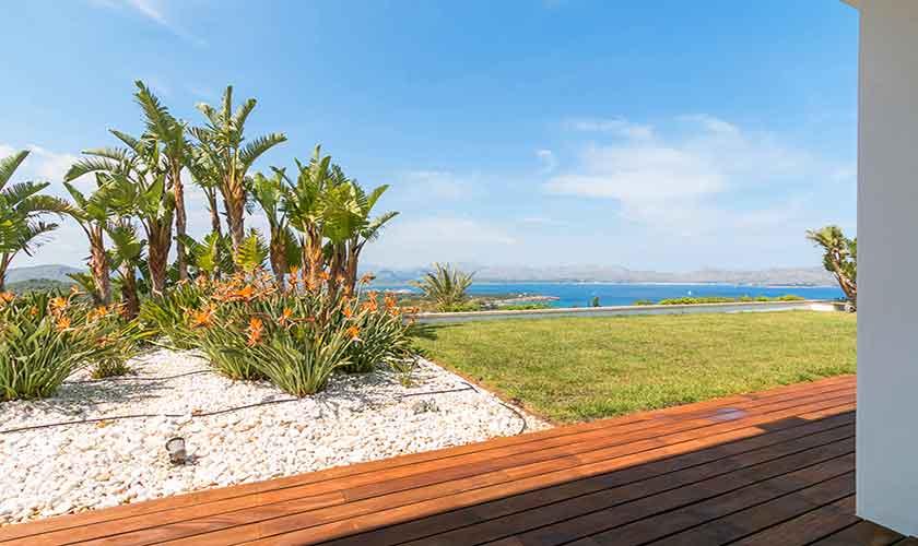 Garten Luxusfinca Mallorca PM 3300