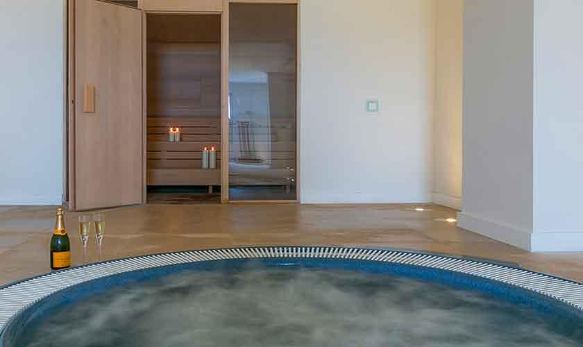 Sauna und Spa Luxusfinca Mallorca PM 3300