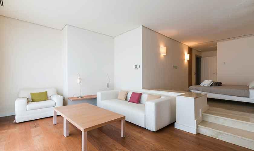 Schlafzimmer Luxusfinca Mallorca PM 3300