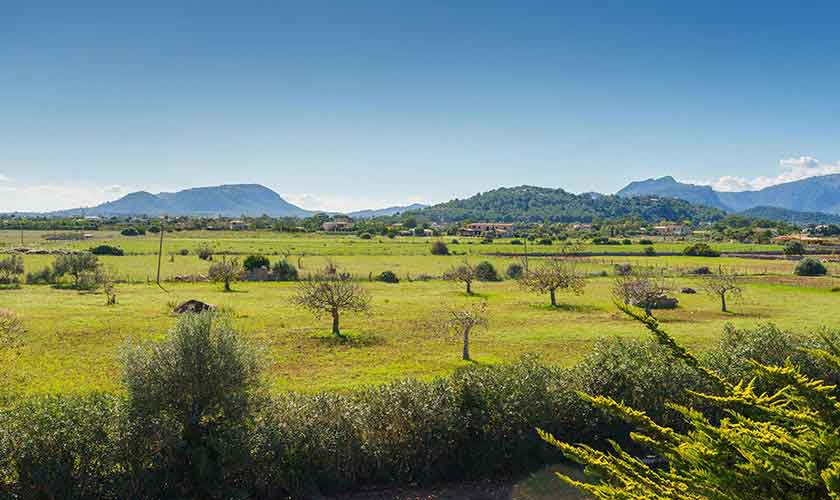 Landschaft Ferienhaus Mallorca Norden PM 3318