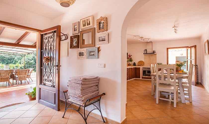 Entrada Finca Mallorca 10 Personen PM 3331