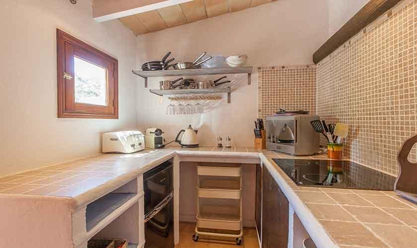 Küche Finca Mallorca 10 Personen PM 3331