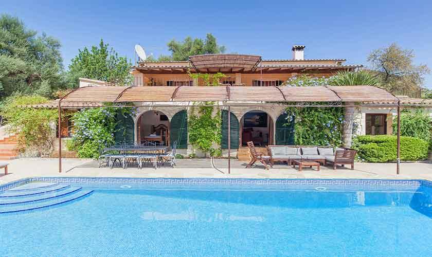 Pool und Finca Mallorca 10 Personen PM 3331